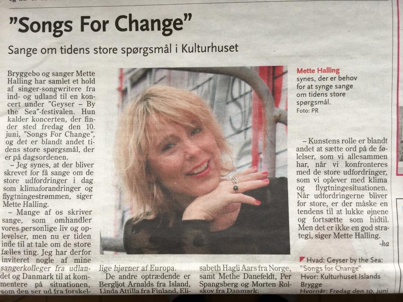 Omtale i Bryggebladet