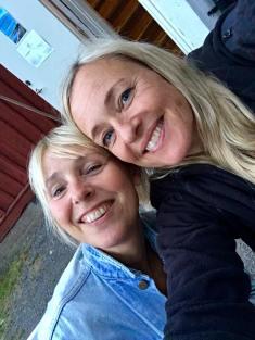 Annika og Mette